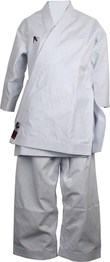 Arawaza Karatepak Amber Evolution Wkf Wit Dames Maat 200