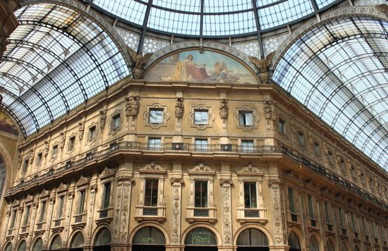 Papermoon Milan Gallery Vlies Fotobehang 300x223cm 6-Banen