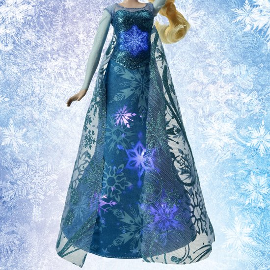 Disney Frozen Zingende Elsa - Pop