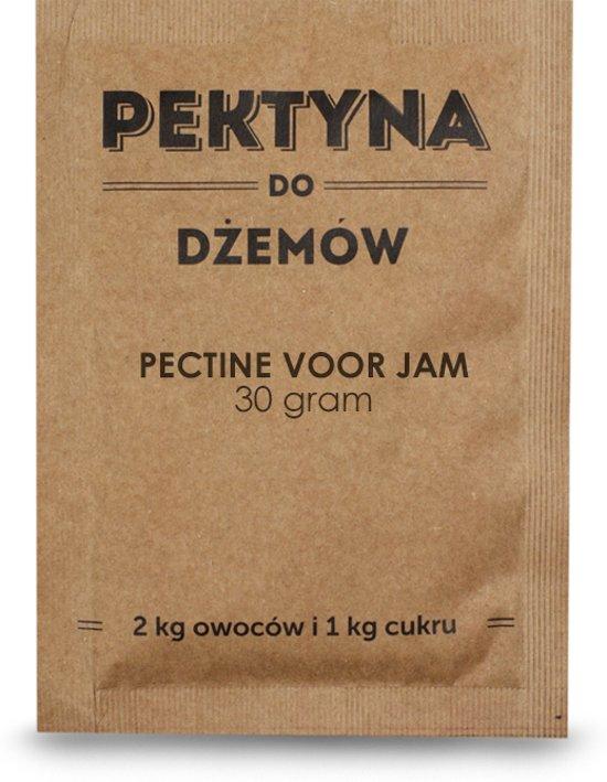 Pectine voor jam 30g