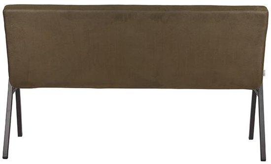 LABEL51 - Eettafelbank Matz 145 cm - Microvezel - Army