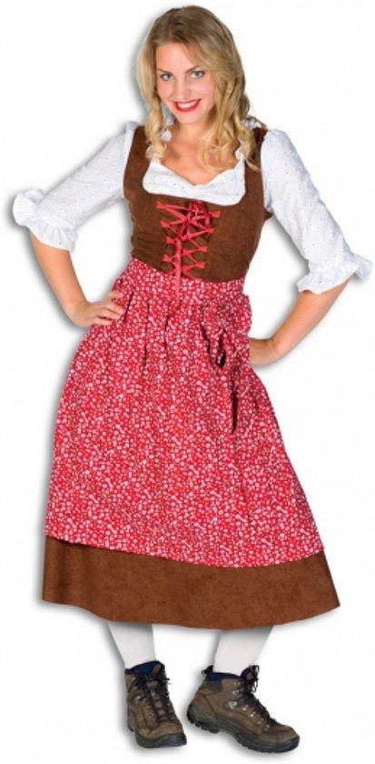 6041bbf31570a0 Oktoberfest Lange tiroler jurk 40 (l)