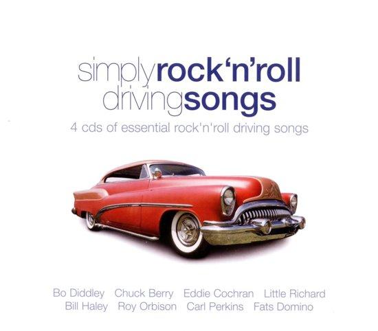 Simply Rock 'n' Roll Driving Songs