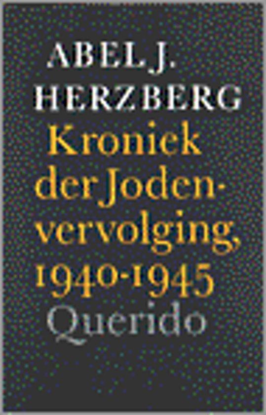 Kroniek der Jodenvervolging 1940-1945