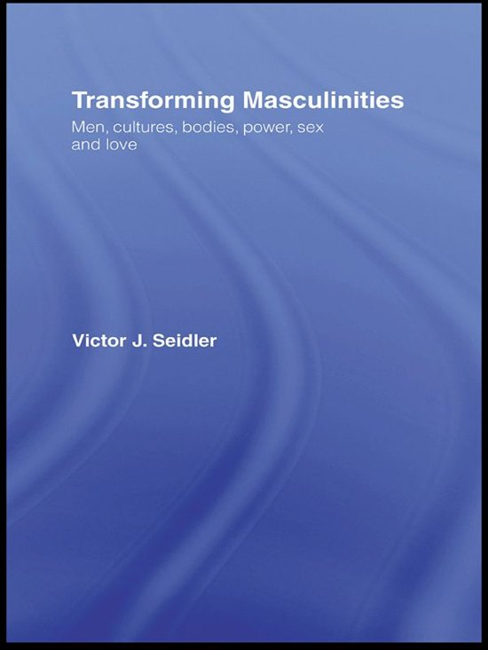 Transforming Masculinities