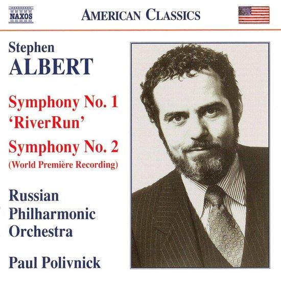 Albert, S.: Riverrun / Symphony No. 2
