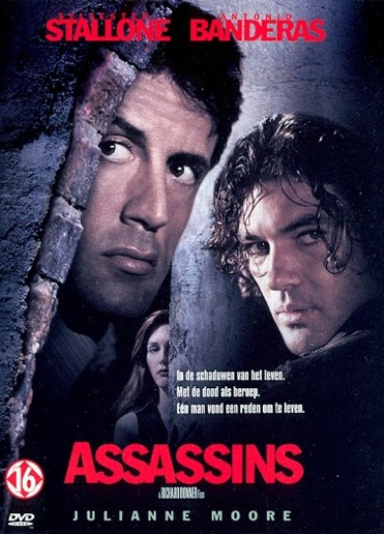 Cover van de film 'Assassins'