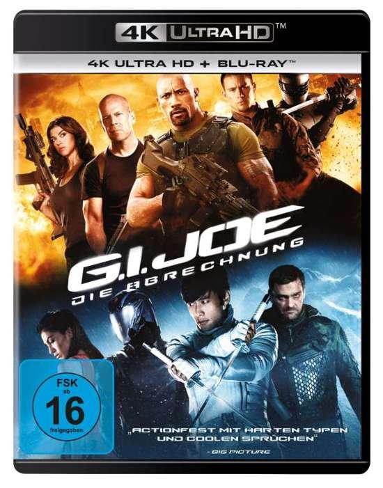 G.I. Joe: Retaliation (2012) (Ultra HD Blu-ray & Blu-ray)
