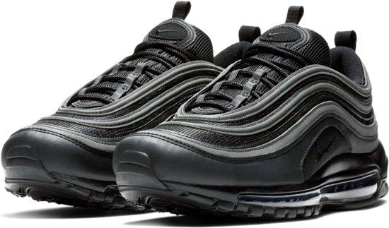 sports shoes 951f2 806b8 Nike Air Max 97 Sneaker Heren Sneakers - Maat 45 - Mannen - zwartgrijs