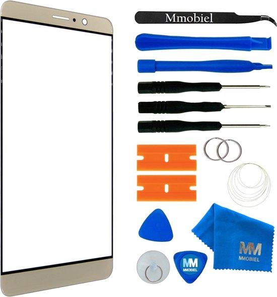 MMOBIEL Front Glas Display Scherm voor Huawei Mate 9 (GOUD) - inclusief Tools