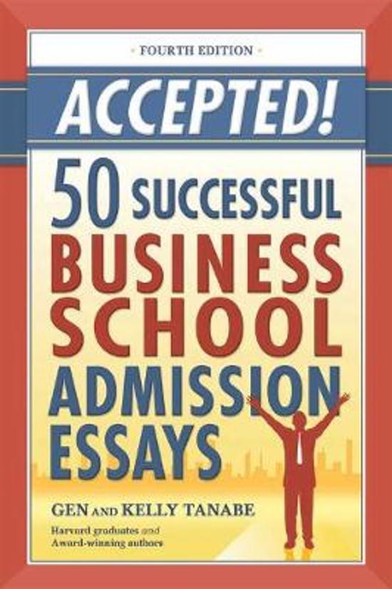 successful business school essays