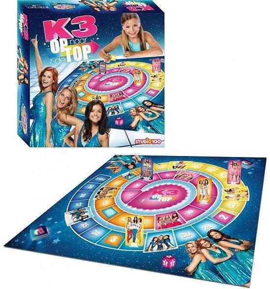 K3 : spel - Op naar de top