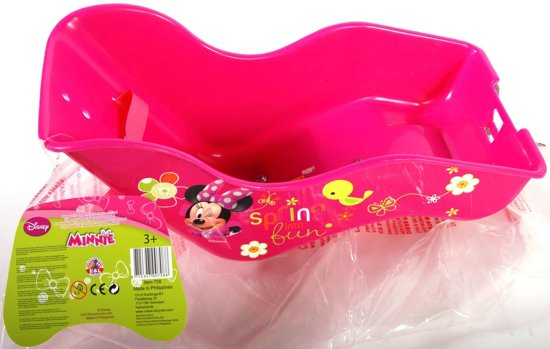 Fiets Poppenzitje Disney Minnie Bow-Tique