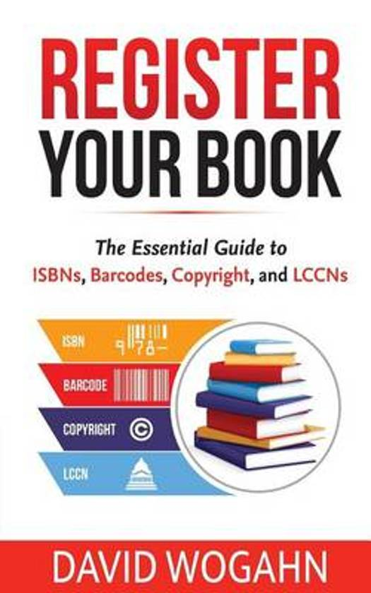 Register Your Book