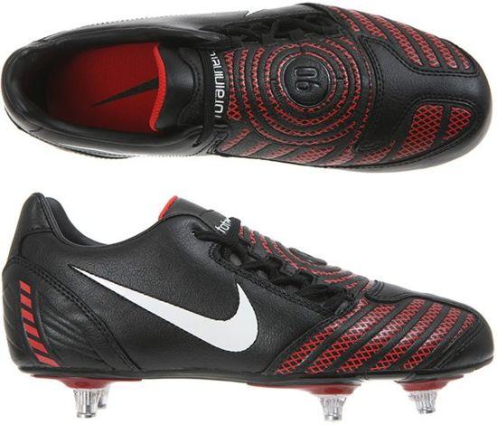 Nike Total90 Shoot ll SG maat 45, 10 UK