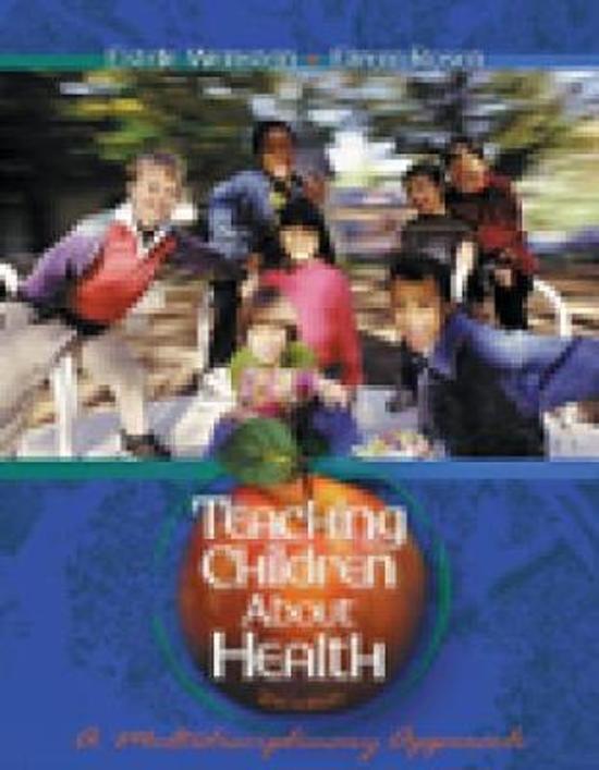 Teaching Children About Health