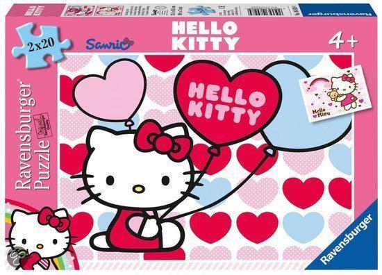 Ravensburger Puzzel - de Wereld van Hello Kitty