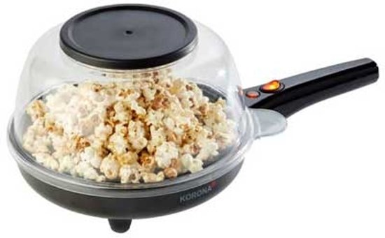 Korona 41050 800W Zwart popcorn popper