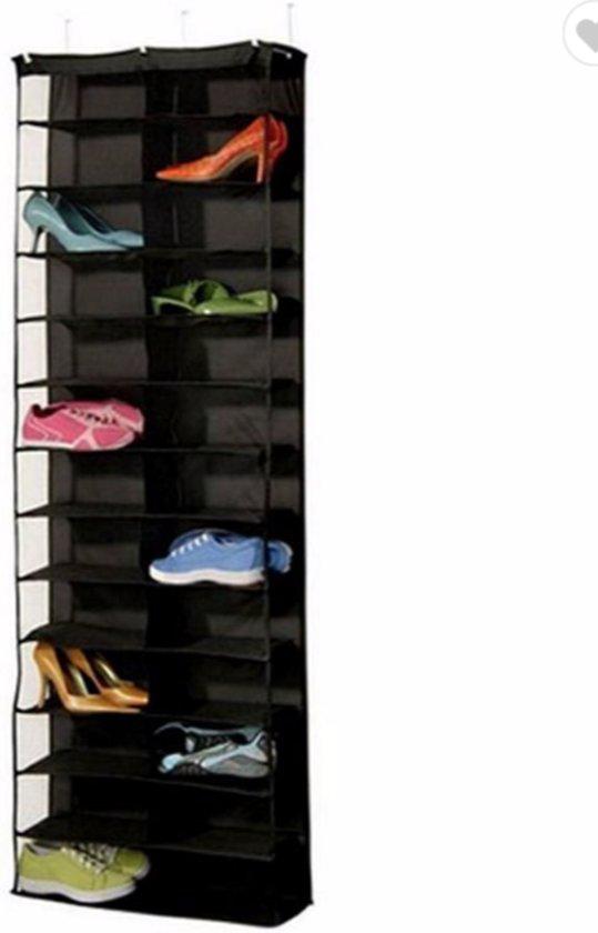 Schoenen Opbergen Aan De Deur.Tj Store Zwart Deur Schoenenrek Schoenen Opbergen Schoenrek Rek Voor Schoenen Deurrek Schoen Deurkast Schoenenrek Hangende