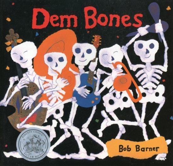 Bol Dem Bones Bob Barner 9780811808279 Boeken