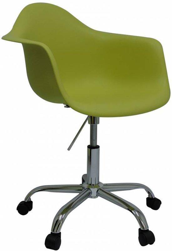 Reproductie Design Stoelen.Bol Com Pacc Design Stoel Groen Lime Groen
