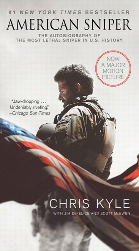 Boek cover American Sniper (Mti) van chris Kyle (Paperback)