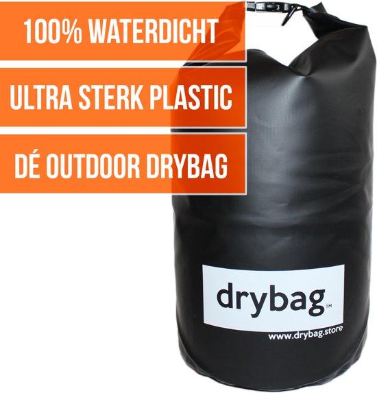 bada5a2ead5 bol.com | Drybag.store - waterdichte tas - 20l zwart - gratis verzending