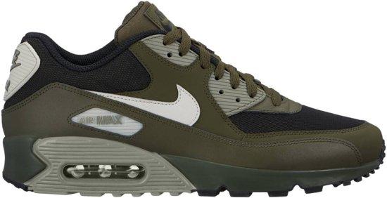 online store ef115 95163 Nike Air Max 90 Essential 537384-309 Leger Groen Zwart