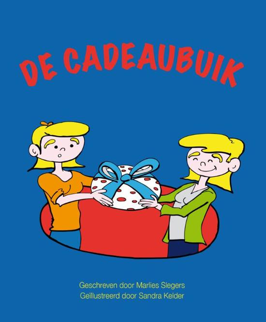 Cover van het boek 'De Cadeaubuik'
