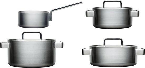 Iittala Tools Pannenset 4-delig
