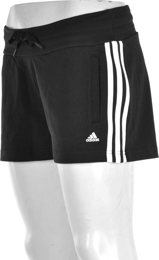 bol.com | adidas Essential 3Stripes Knit Short - Sportbroek ...
