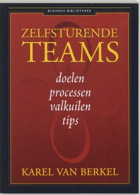 Business Bibliotheek Zelfsturende teams