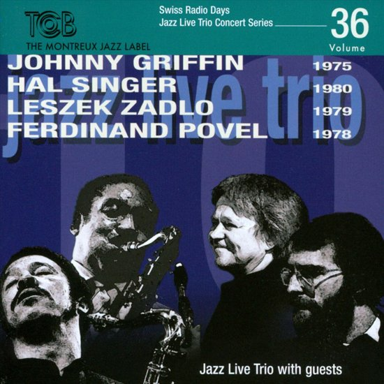 Swiss Radio Days Vol. 36 - Jazz Live Trio