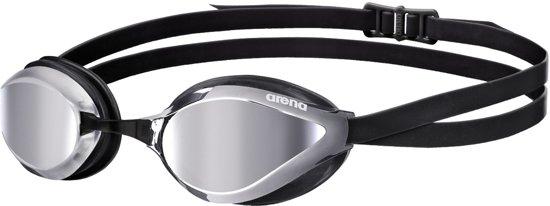 Arena ZwembrilVolwassenen - zwart/zilver