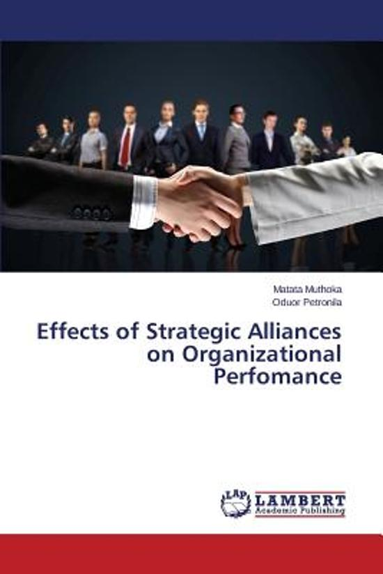 strategic alliance in an organization essay The impact of strategic allicance in the company get full essay what role has human resource in an organization engaging in strategic alliance got to.