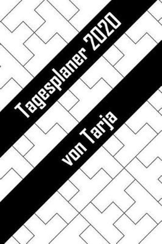 Tagesplaner 2020 von Tarja