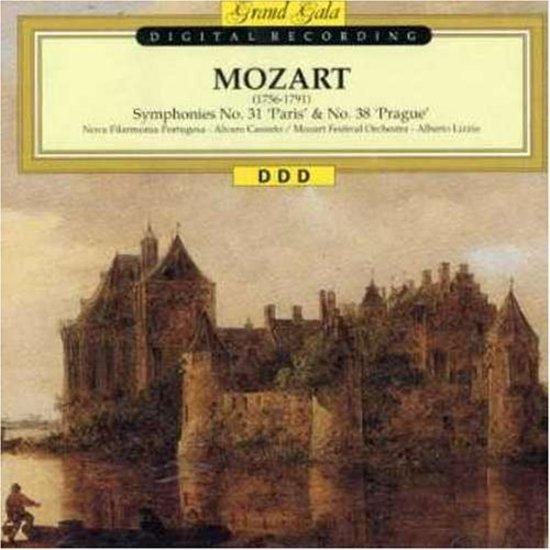Mozart Symph.no.31 & 38