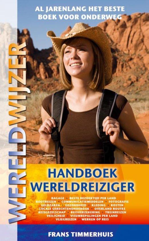 Wereldwijzer - Handboek voor de wereldreiziger
