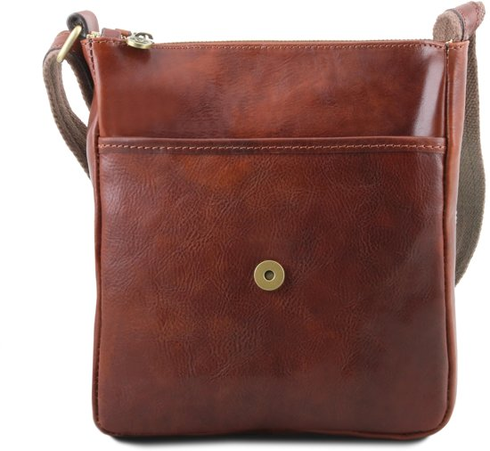 Heren Schoudertas Tl141408 Tuscany JohnZwart Leather USGLqVpzM