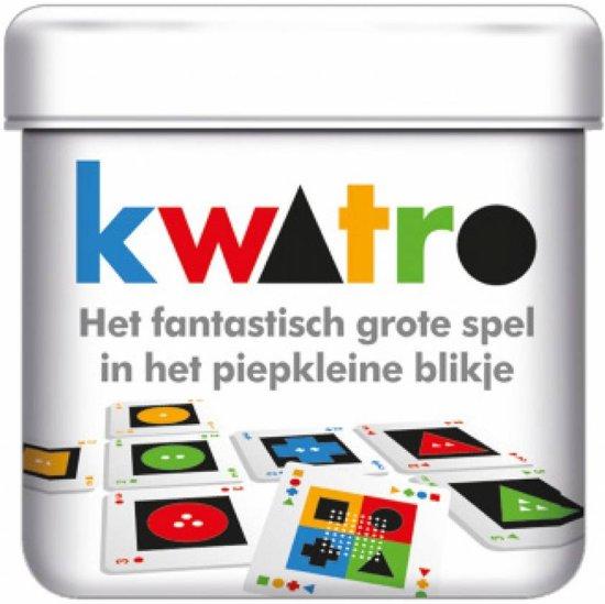 Kwatro - Kaartspel