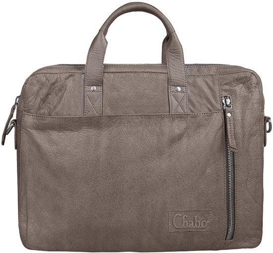 Bags Grijs Laptoptas Office Chabo Boston Elephant qHRdvP60