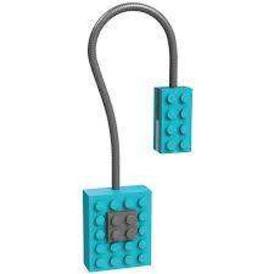Clip-on LeeslampjeBlock Light - X-Ray - Blue