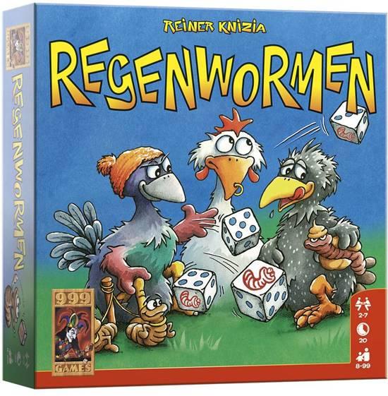 Thumbnail van een extra afbeelding van het spel Regenwormen