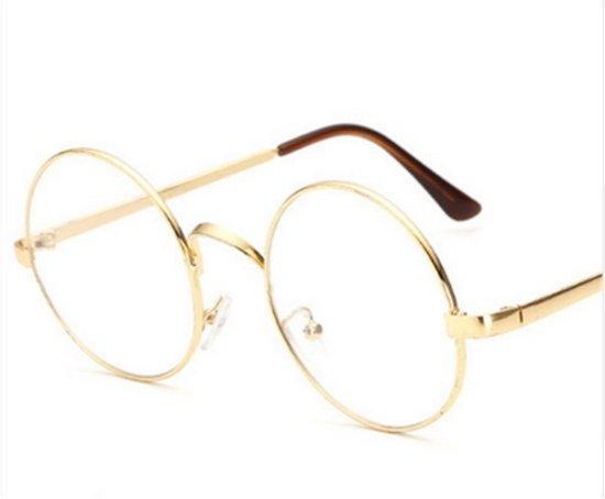 a43abe104b7284 Bril zonder sterkte met glazen