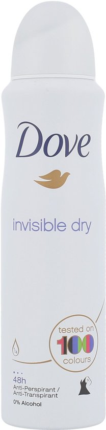 Dove Deospray Invisible Dry