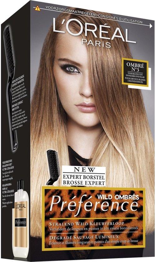 blond naar donkerblond