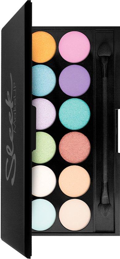 Sleek I-Divine - Snapshots - Oogschaduw Palet