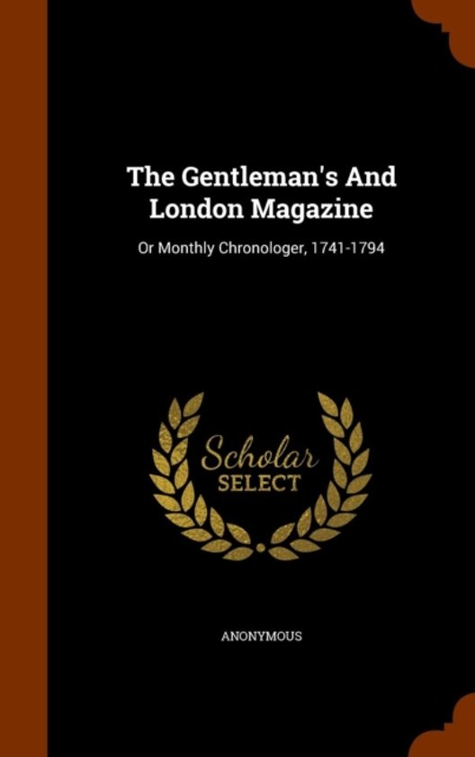 The Gentleman's and London Magazine