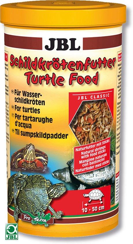 JBL Schildpadvoer - Waterschildpad - Schildpadden van 10 tot 50 cm - 1 ltr