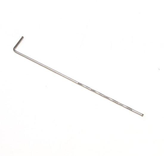 GB UNI-L-spouwanker RVS 200 x 30 x 3.6mm 37112